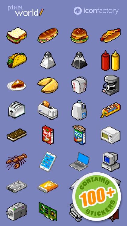 Iconfactory Pixel World