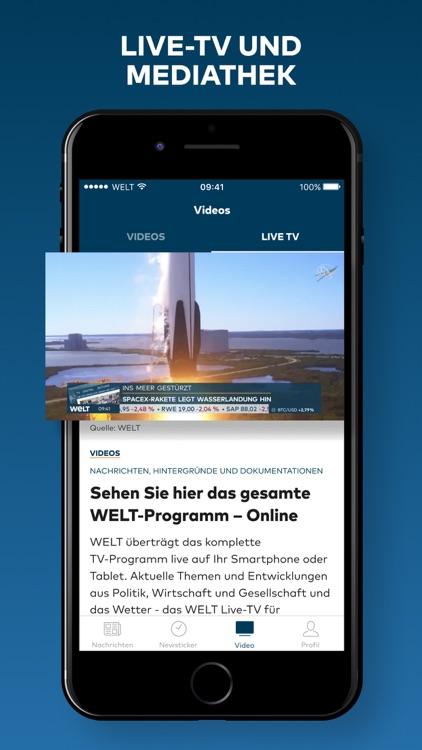 WELT News – Nachrichten live screenshot-5