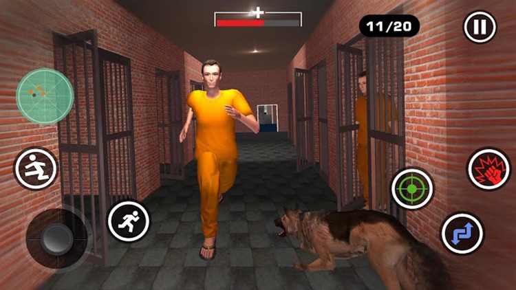 Prison Jail Break Mission 2019 screenshot-3