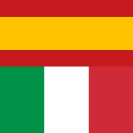 Spanish Italian Dictionary + icon