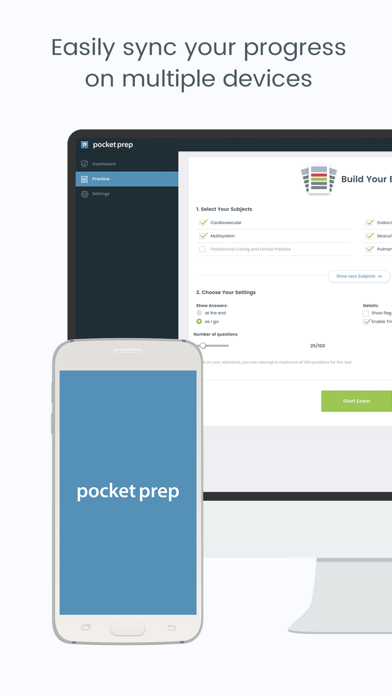 NPTE-PT Pocket PrepScreenshot of 7