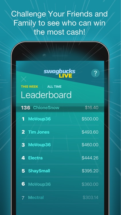 Swagbucks LIVE screenshot-2