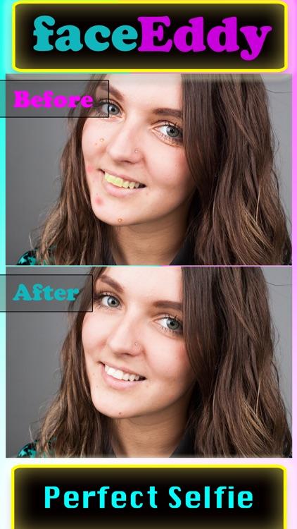 face eddy:red eye fx&airbrush screenshot-5