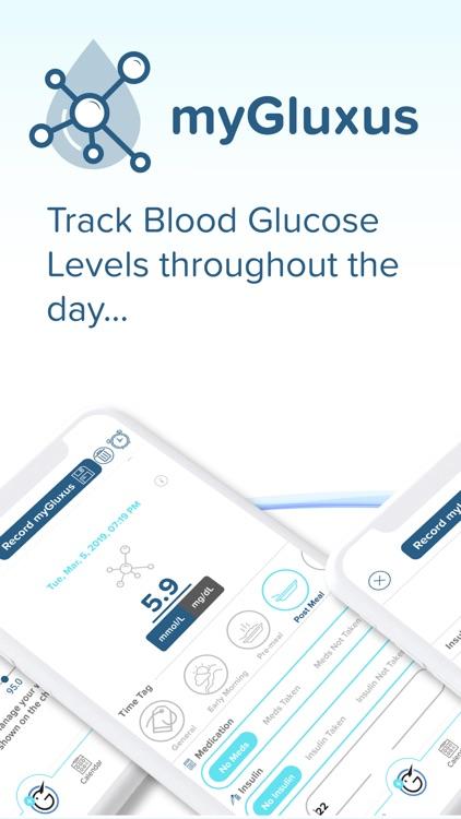 myGluxus Diabetes Tracker screenshot-4
