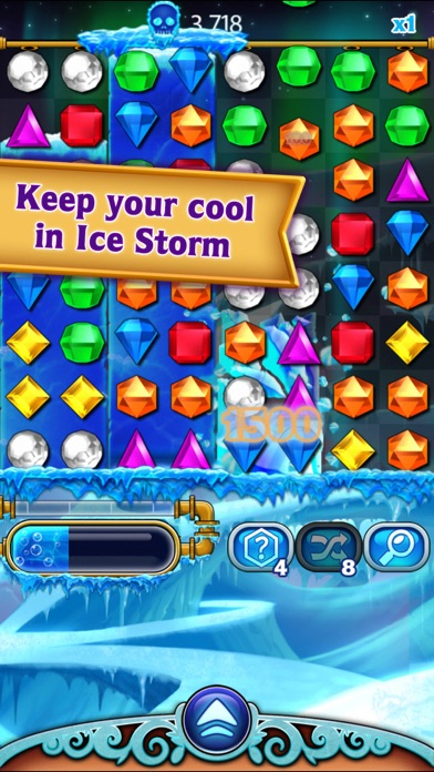 Bejeweled Classic Screenshot on iOS