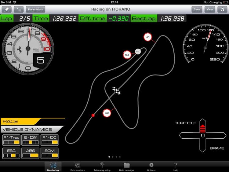 Ferrari Telemetry by Ferrari