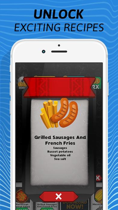 Scarica Merge Food Restaurant Story per PC