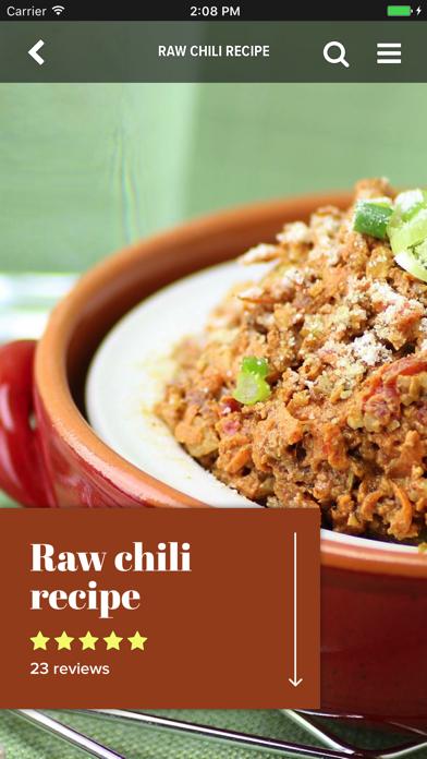 Rawtarian's Raw Meal Plans screenshot four