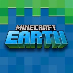 Ícone do app Minecraft Earth