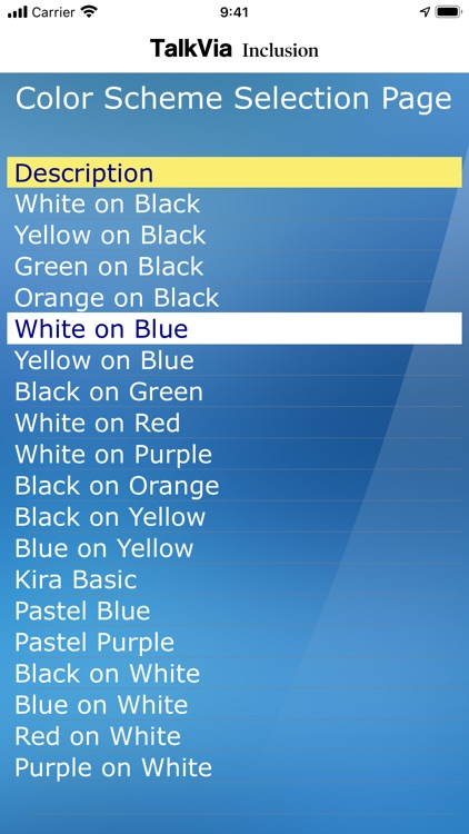TalkVia Inclusion screenshot-6