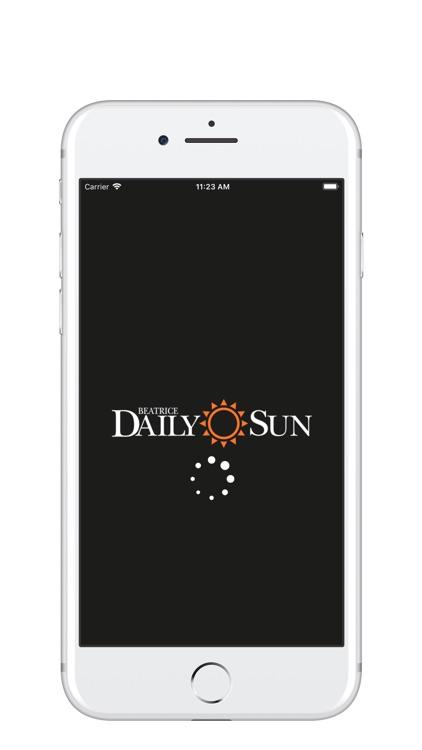 Beatrice Daily Sun screenshot-3