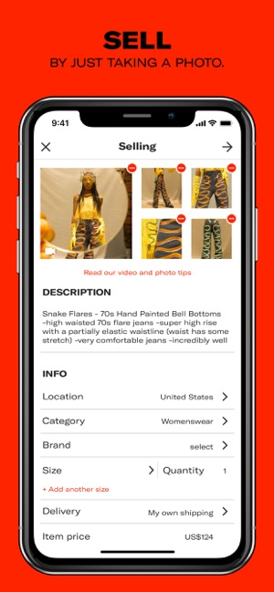 Depop Buy and sell fashion on the App Store