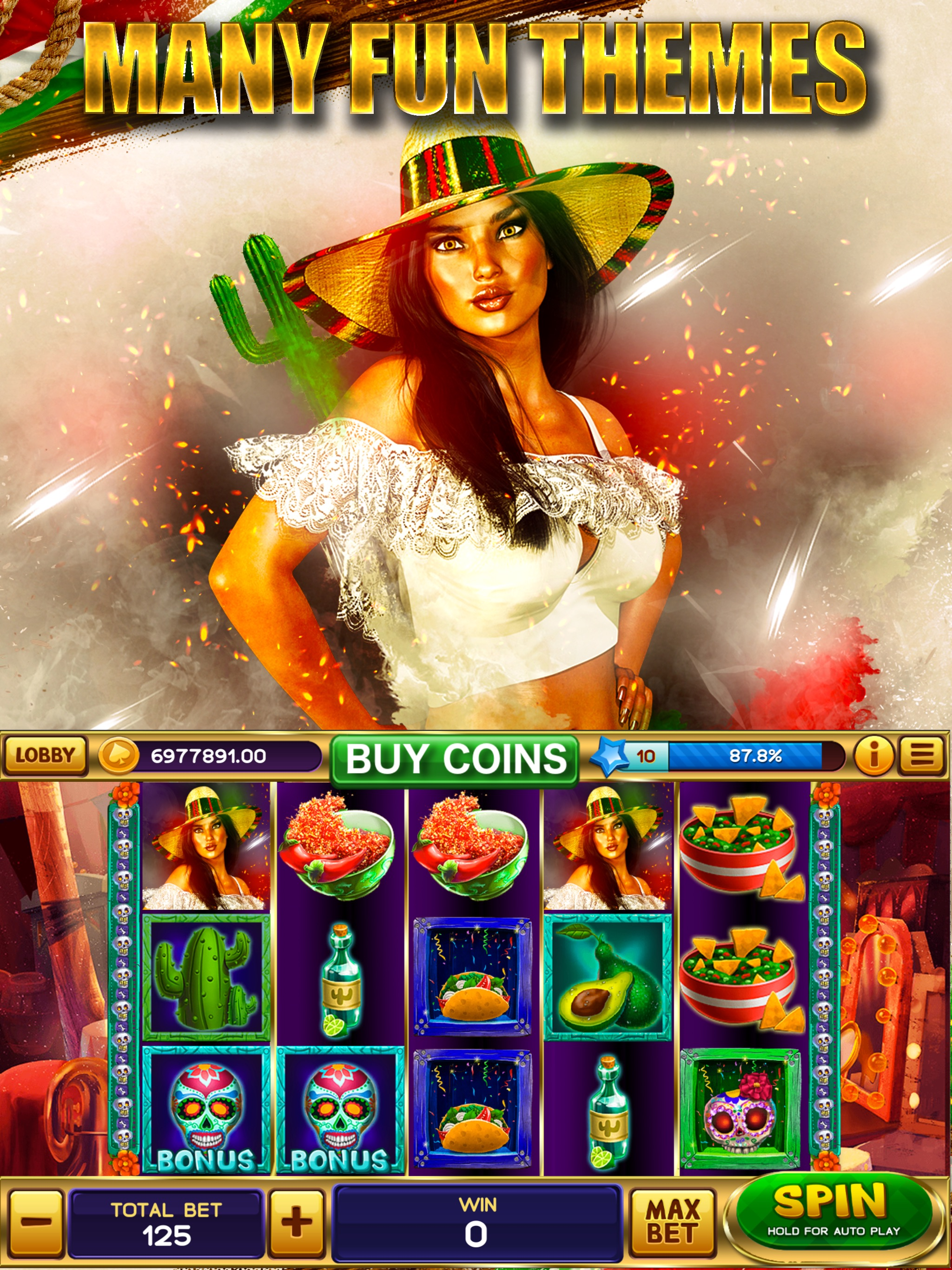 Poker coin
