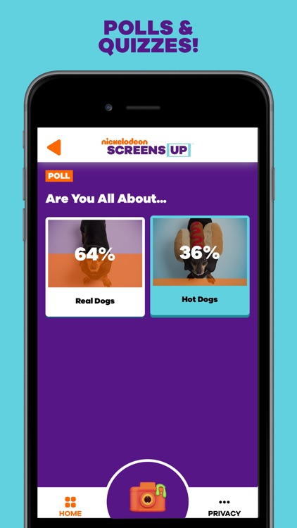 SCREENS UP by Nickelodeon screenshot-4