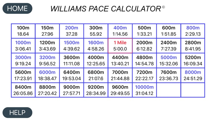Williams Pace screenshot-3