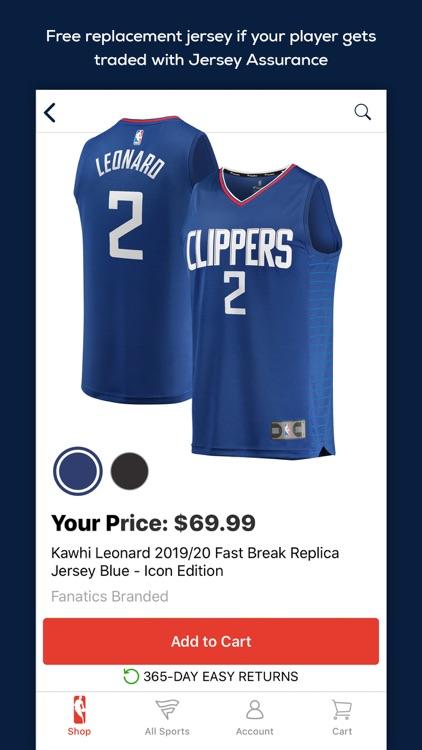 Fanatics NBA Shop screenshot-5