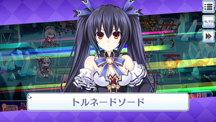 メガミラクルフォース(MEGAMIRACLE FORCE) screenshot-4