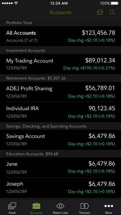Fidelity Investments screenshot-5