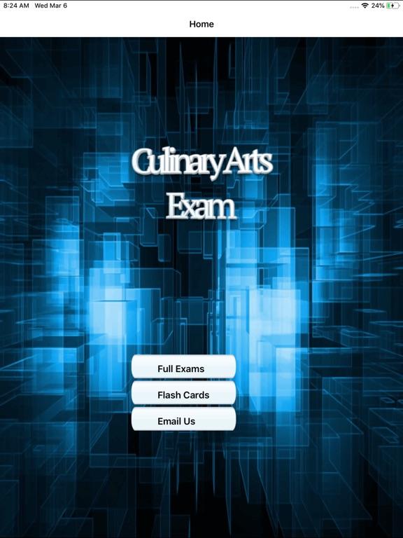 Culinary Arts Exam Prep screenshot 9