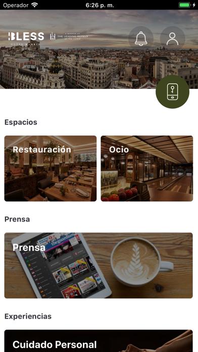 Bless Collection HotelsCaptura de pantalla de1