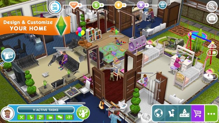 The Sims™ FreePlay screenshot-4