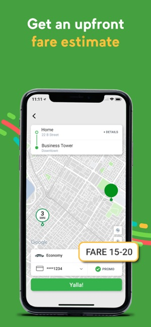 Careem كريم - Car Booking App on the App Store