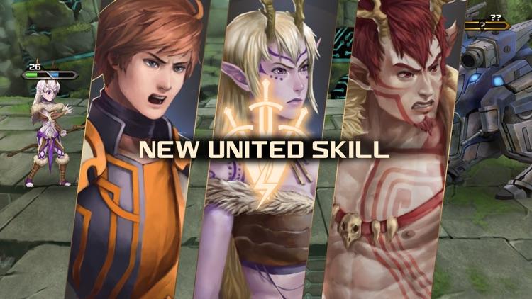 Azure Saga: Pathfinder screenshot-7