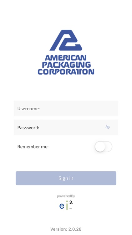 Mobile Portal for APC