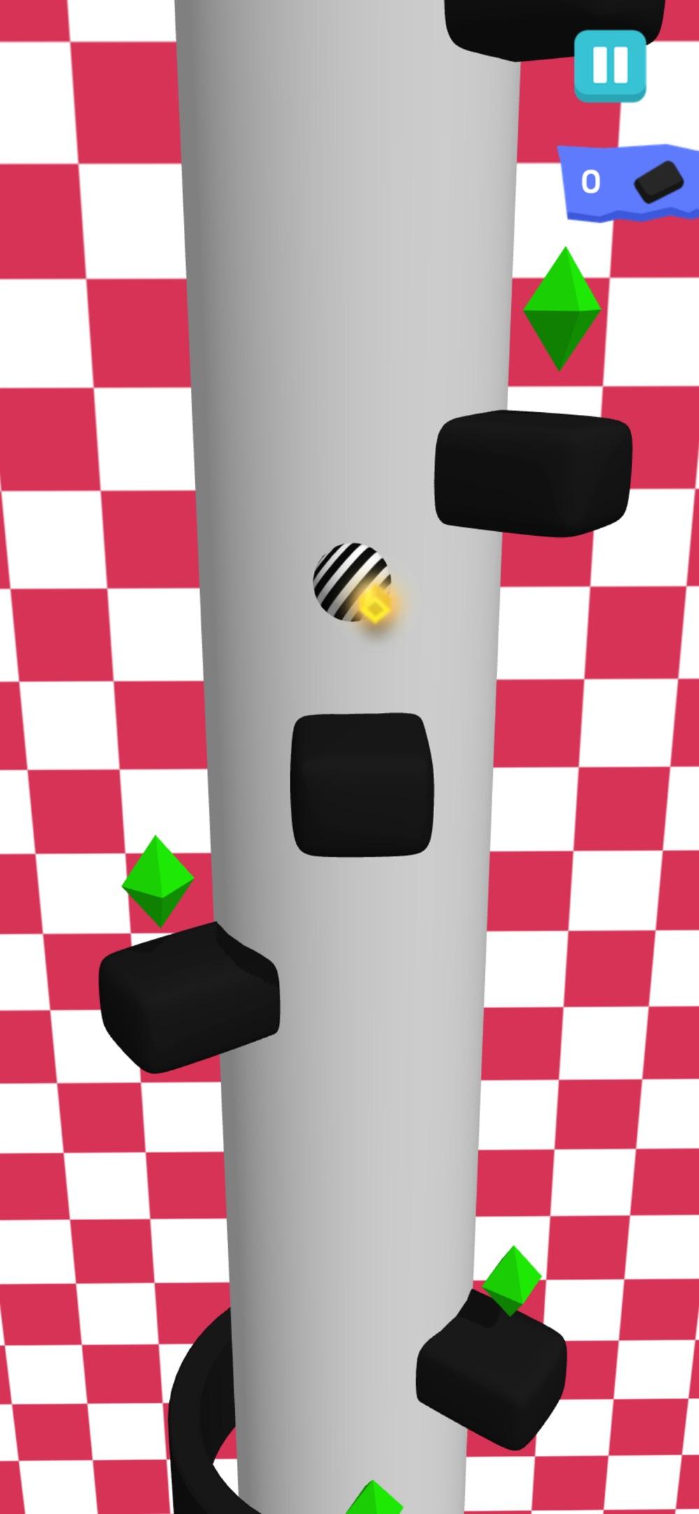 Rush Down Helix Jump cube hack tool