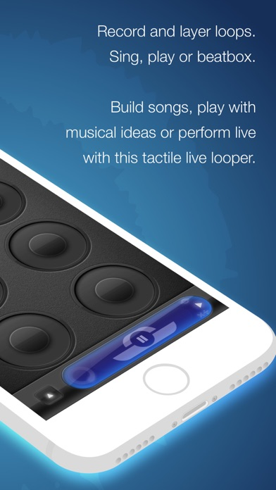 Screenshot for Loopy HD: Looper in Pakistan App Store