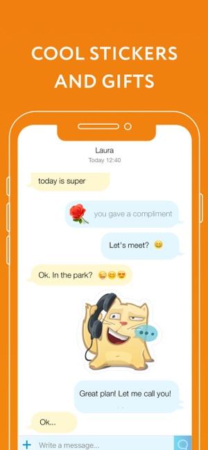 Mamba Dating servizio iPhone