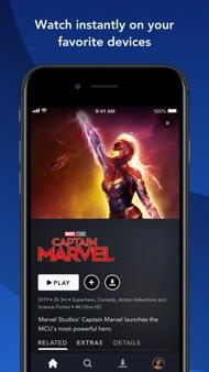 Disney+ iphone images