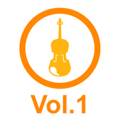 MyOngaku - Violin Volume 1 icon