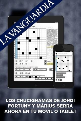 Crucigramas Jordi Fortuny - náhled