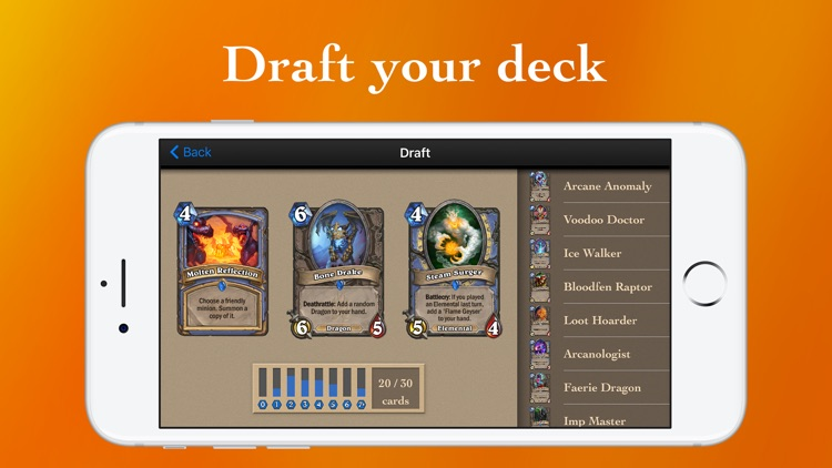 The Arena Draft