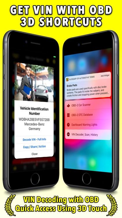 Torque OBD 2 Car screenshot-7