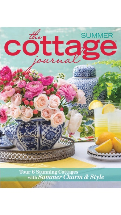 The Cottage Journal review screenshots