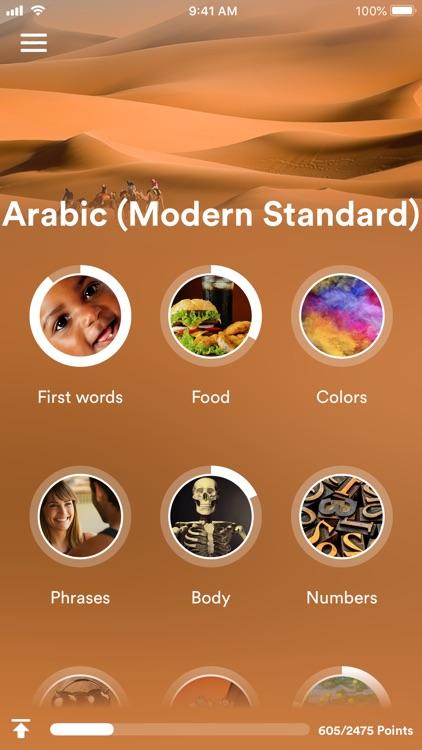 Learn Modern Standard Arabic