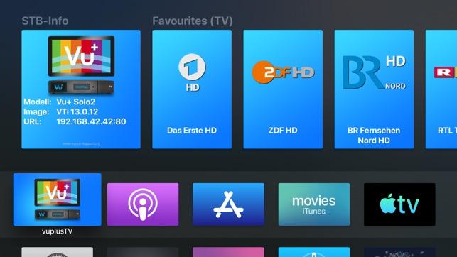 vuplusTV on the App Store
