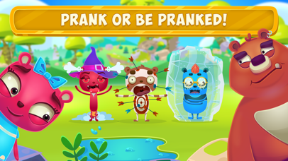 LOL Bears ™ Prank Picnic Game screenshot 1