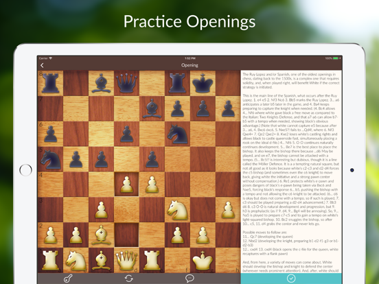 Chess Tactics - Free Strategy Trainer screenshot