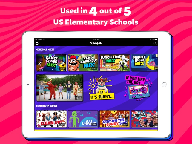 GoNoodle - Kids Videos on the App Store