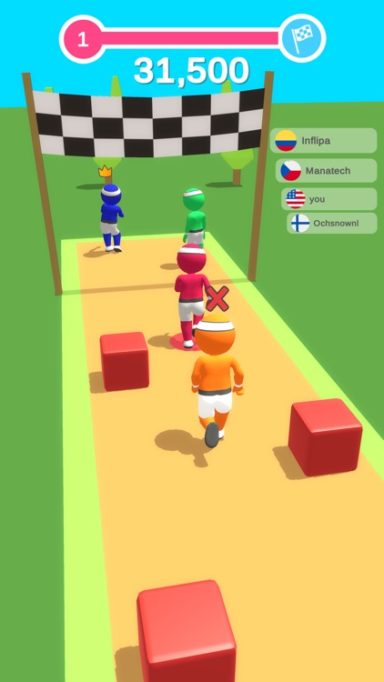 PartyRun.io screenshot-5