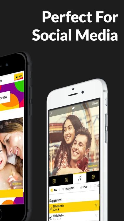 MoShow Slideshow Photo & Video screenshot-8