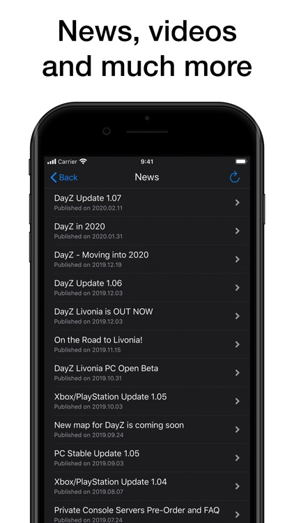 Pocket Wiki for DayZ screenshot-9