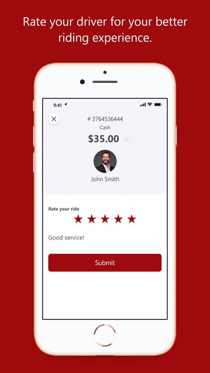 oneride-The app for passengers screenshot-4