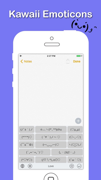 Text Faces for Texting screenshot-3