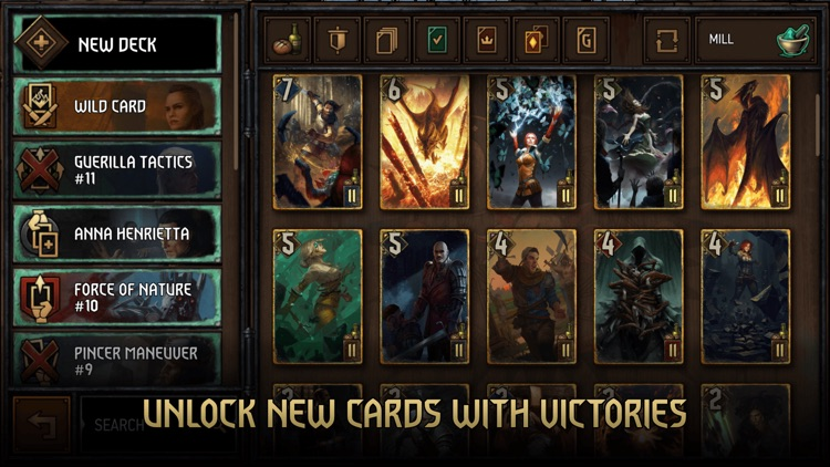 GWENT: The Witcher Card Game screenshot-3