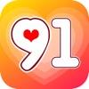 91-超火爆的小视频拍照app