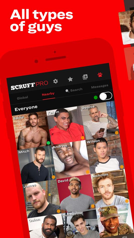 Scruff gay dating site